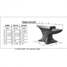 Steel Anvils
